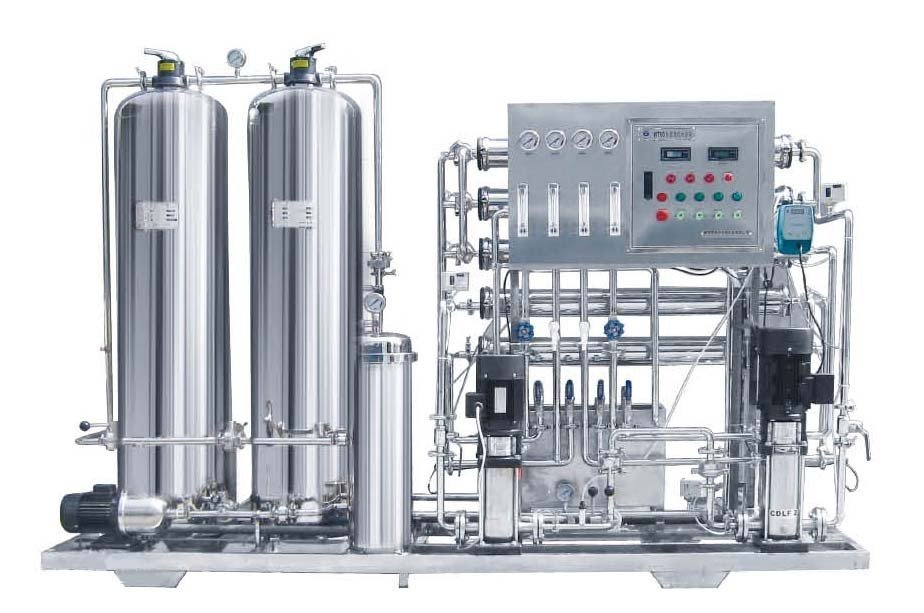 反渗透膜_反渗透水处理设备的水压问题