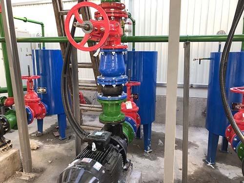 碳钢真空引水罐