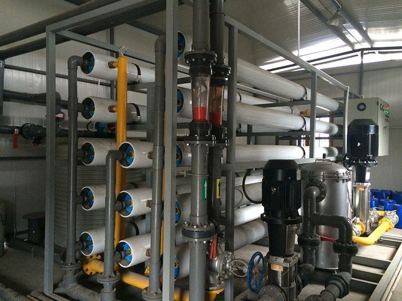 再生反渗透膜在污水处理上的应用