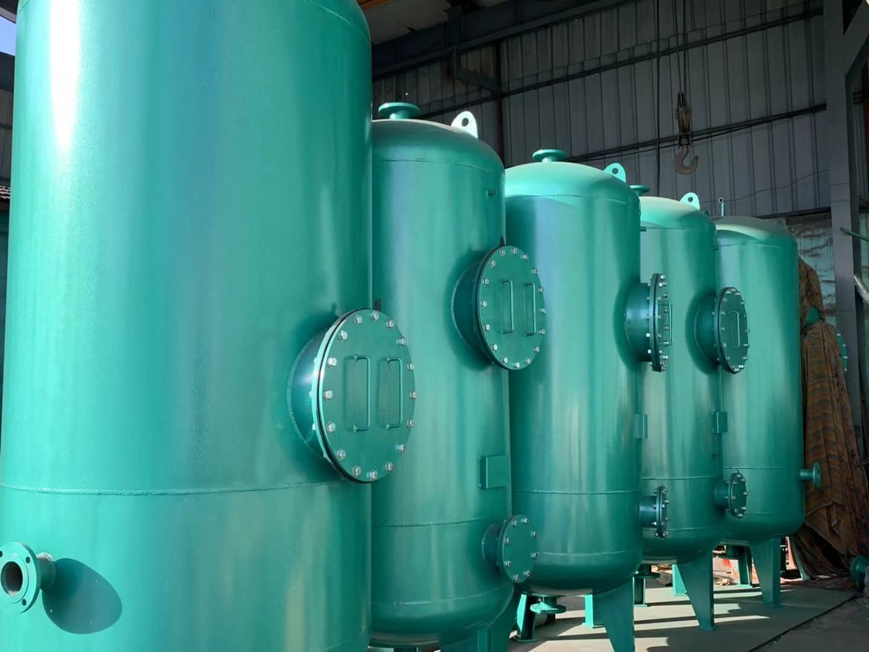 华杰环保是石英砂过滤器生产厂家