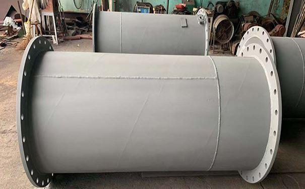 管道混合器的成品展示