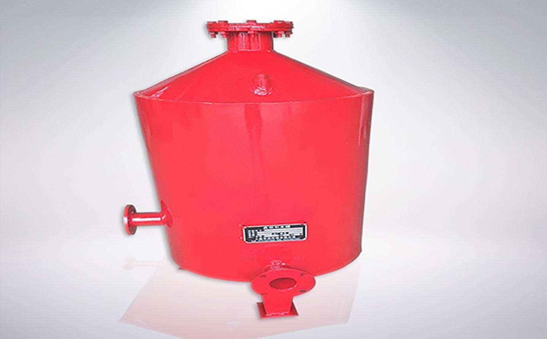 真空引水罐展示图