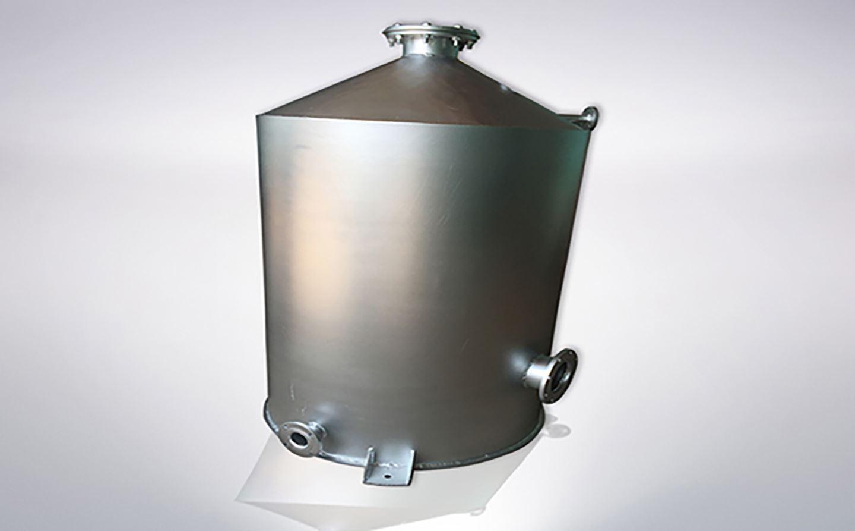 真空引水罐成品展示图