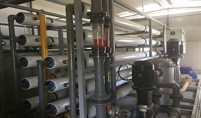 回用水处理反渗透膜