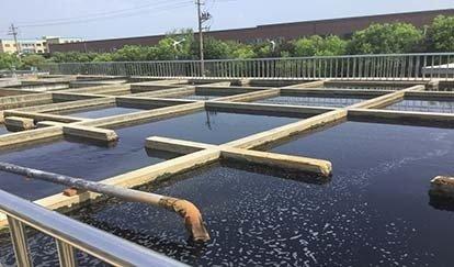 污水处理站兼氧池
