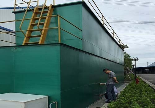 【斜管填料】蜂窝斜管沉淀池设计_斜板填料沉淀池厂家