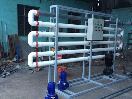 用于污水处理及回用水的管式膜