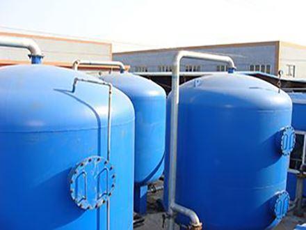 原水软化的设备-逆流再生钠离子交换器